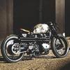 Итальянская мастерская Centro Modo Lodi представила «королевский» кастом модели Triumph Thruxton