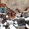 Магазин Footbox и марка Afour выпустили совместную коллекцию обуви