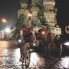 Стартовал велопробег Москва — Владивосток Race Across Russia 2013