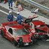 В Японии произошла самая дорогая авария в истории