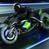 Kawasaki представили новый мотоцикл-трансформер