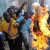 В Южной Африке дроны будут разгонять протестующих