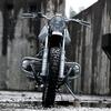 Производитель Icon создал свою версию мотоцикла «Урал Соло-sT»