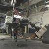 Американский военный робот научился кидаться кирпичами