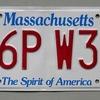 В США задержали женщину в машине с нарисованными номерными знаками