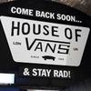 В Лондоне открылся большой скейт-парк The House of Vans
