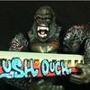 Lush: Граффити-миниатюры уличного художника из Мельбурна