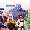 В сети собрали деньги на первый сезон российского комикса о Невероятном Алке и Робопопе
