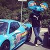 Ferrari заставила Deadmau5 перекрасить его автомобиль Nyan Cat