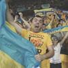 Украинские фанаты перекричали Ниагарский водопад