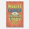 Вышла книга о создателях комиксов «Marvel»