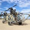 Американские военные создали грузовик, трансформирующийся в вертолёт