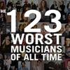 Журнал Vice опубликовал список 123 худших музыкантов