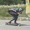 Канадский спортсмен разогнался на скейтборде до 130 километров в час
