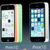 Apple презентовали смартфоны iPhone 5С и iPhone 5S