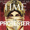 «Человеком года» по версии Time стал протестующий