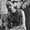 Интервью с Максимом Буши, легендарным татуировщиком и создателем журнала Sang Bleu