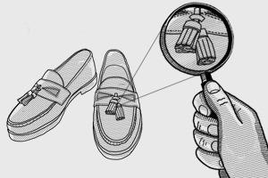 Внимание к деталям: Как появились кисточки на лоферах