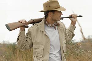 Охота, и все: Как правильно носить куртку-сафари
