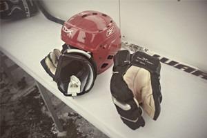 Репортаж с хоккейного турнира магазина Fott
