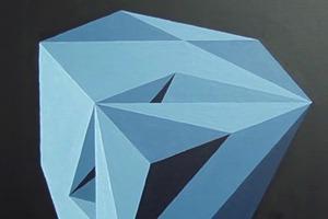 Видео: Художник Алексей Кио рисует картину в мастерской FURFUR
