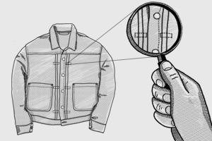 Внимание к деталям: Как появились горизонтальные складки на джинсовых куртках