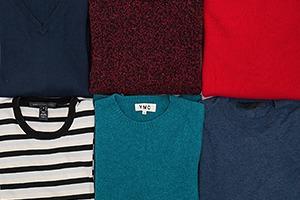 Ревизия одним кадром: Кашемировые свитеры