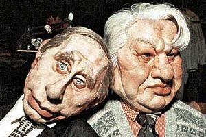 Игрушечная политика: Как выглядит телепрограмма «Куклы» в разных странах
