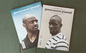 Special Issue: Футбольный журнал The Green Soccer Journal