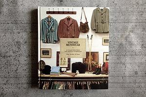Vintage Menswear: Фотоархив винтажной одежды в формате книги