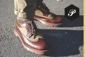 Детали: Репортаж с выставки мужской одежды Pitti Uomo. День второй