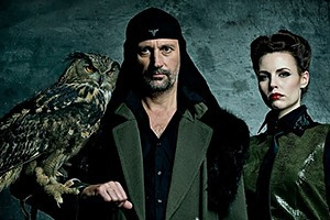 Группа Laibach о мире, политике, нацизме и России