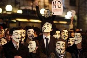 Как воюют хакеры Anonymous: 5 могущественных жертв группировки