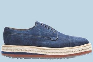Обувь из денима: вчера, сегодня, завтра