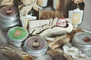 Новая марка: Средства для укладки бороды и усов «Бородист»