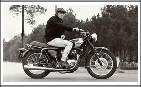 Motorcycle Club: современная мода на ретро-байки