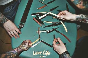 Избранные работы студии Love Life Tattoo