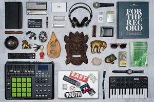 Личный состав: Любимые предметы музыканта The Tempest