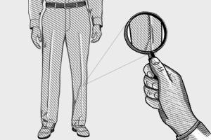 Внимание к деталям: Как на брюках появились стрелки