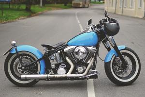 Владельцы кастомов рассказывают о своих мотоциклах