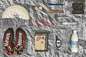 Личный состав: Любимые предметы аниматора Ильи Воробьева
