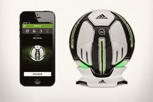 Инвентарь: «Умный» футбольный мяч