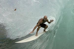 Евгений Крейд, легендарный российский серфер: «Первую волну я поймал на Рождество»