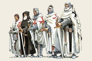 «Остроугольные туфли принадлежат язычникам»: Выдержки из Устава ордена тамплиеров