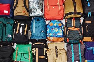 Ревизия одним кадром: 24 рюкзака из новых коллекций