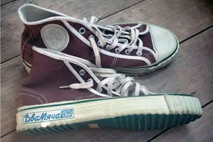 Кеды: История самой простой спортивной обуви в мире и СССР