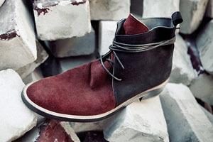 Новая марка: Кожаная обувь Ali Saulidi