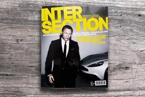 Intersection: Новый журнал об автомобилях и интервью с главным редактором