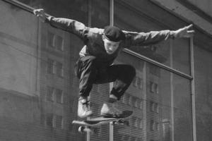 Фотоархив: Скейтеры в Советском Союзе и после перестройки