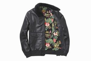 Новая куртка Supreme и Schott NYC